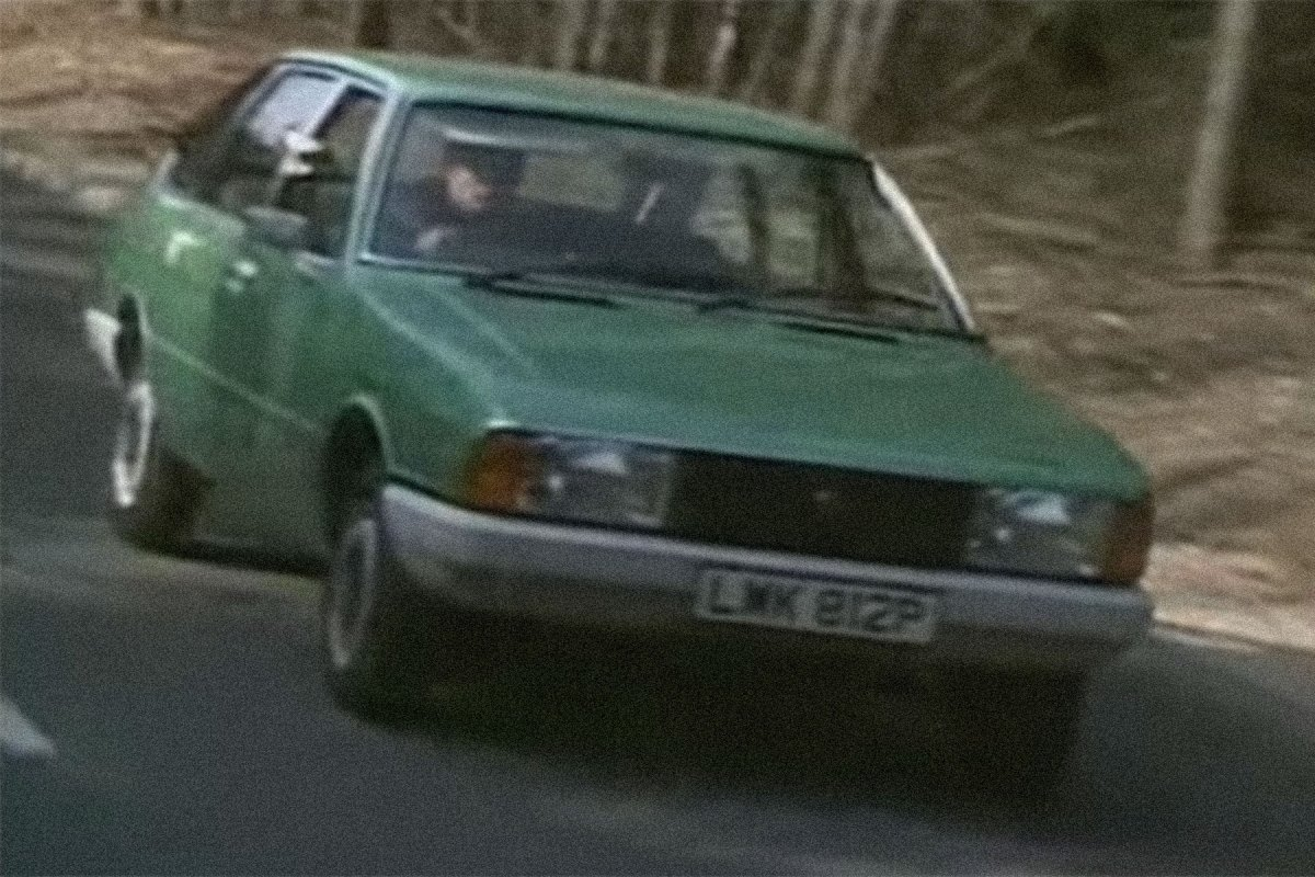 Video : Thames TV on the Chrysler Alpine
